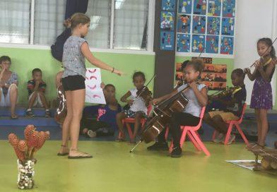 Évènement musical au Lycée