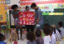 Initiation à l'espagnol et au chinois  en maternelle par les élèves de première