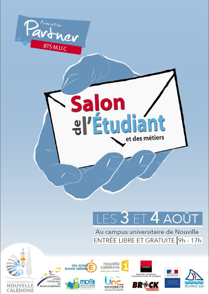 Visit Of The Salon De Ltudiant Career Day Organized Again This Year By BTS MUC Management Commercial Units Laprouse High School