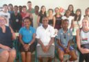 2nde1 – Visite de la « Vanuatu Women In Sports Commission »
