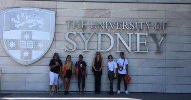 Une semaine à Sydney !