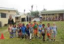 Cross à la maternelle