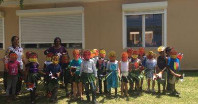 Halloween à la maternelle