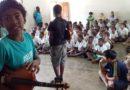 Mini-tournée de l'ensemble Nabanga à Forari et à Eton